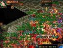 难以置信的浩大暗黑传奇中工程!5PK玩家摆金币终极玩法!