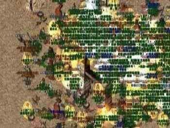 传奇私服下载中游戏中怪物攻城怎么玩