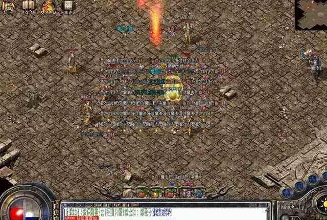 赤月1.95皓月合击手游下载中魔穴正确前进路线